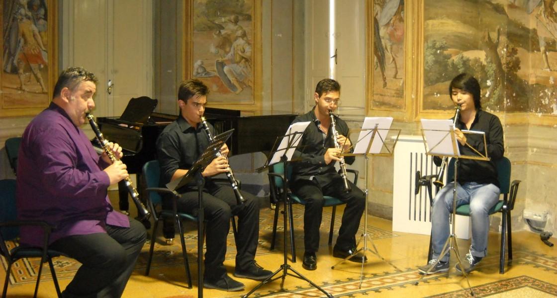 [Gallery] Corso di clarinetto M° Vincenti