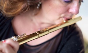 Flauti M° Monica Finco e M° Katalin Gajdos