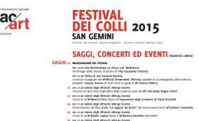 Festival dei Colli