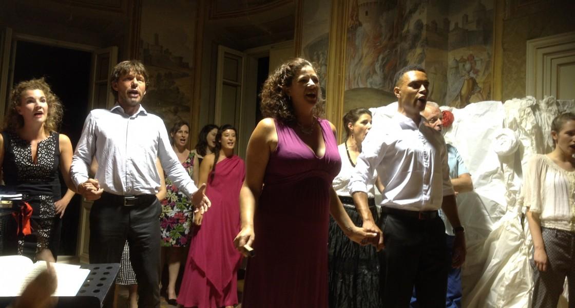 [Gallery] Concerto finale scuola di canto lirico di M° Colin Baldy – Le Nozze di Figaro