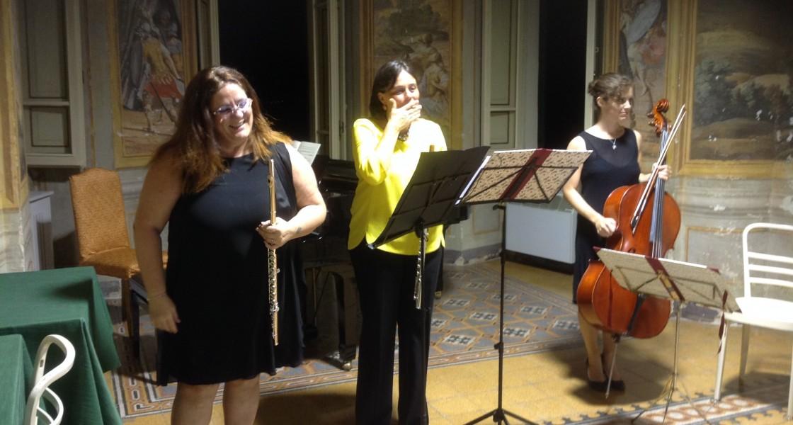 [Gallery] Concerto finale Masterclass Monica Finco e Katalin Gajdos