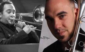 Trombone e tromba Francesco e Luigi D'Urso