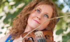 violino: Ewa Anna Augustynowicz