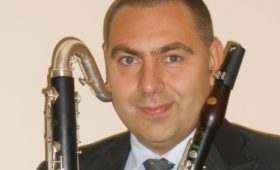 Clarinetto: Robert Stefanski